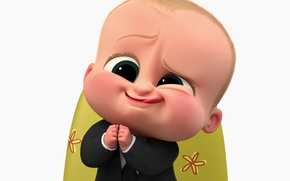 Picture boss, baby, suit, animated film, tie, animated movie, Alec Baldwin, The Boos Baby