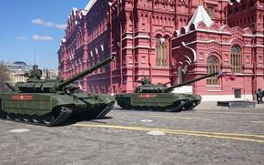 Wallpaper parade, T-72, battle tank