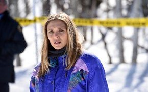 Picture Winter, Girl, Snow, Blonde, Girl, Hair, Actress, Movie, The film, Winter, Snow, Beauty, Blonde, Beautiful, …