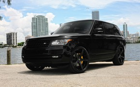 Picture wheels, Range Rover, Supercharged, Forgiato, HSE