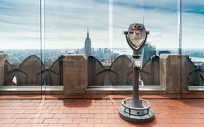 Picture New York, Manhattan, Manhattan, lookout, Rockefeller Buidling
