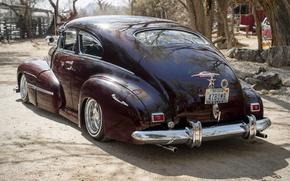 Picture retro, classic, Oldsmobile