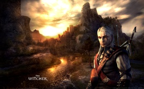 Picture Scars, Swords, The Witcher, The Witcher