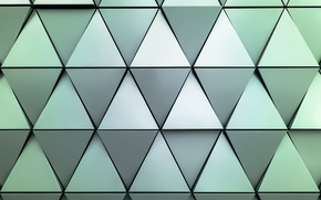 Wallpaper triangle, steel, background, texture, design, abstract, wall, triangle