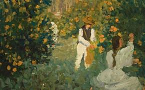 Picture landscape, people, picture, Emanuel Phillips Fox, Collectors Of Oranges