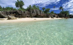 Picture Sea, Nature, Beach, Shore, Tropics