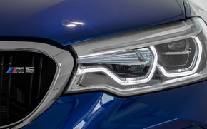Picture BMW, Light, Sight, LED, F90