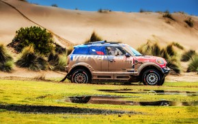 Picture Sand, Mini, Sport, Machine, Speed, Race, Rally, Dakar, Dakar, SUV, Rally, 312, Dune, X-Raid Team, …