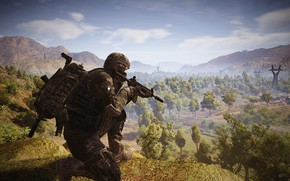 Picture game, Bolivia, recon, ghosts, squad, shooter, shooter, wildlands, recon, tactical, weapons, special forces, special, GOST, …