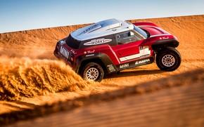 Picture Sand, Mini, Sport, Desert, Machine, Speed, Rally, Dakar, Dakar, Rally, Dune, Buggy, Buggy, X-Raid Team, …