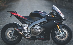 Picture style, motorcycle, Aprilia