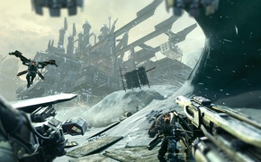 Picture killzone, soldier, isa, чelghast