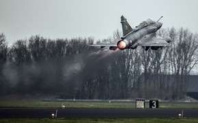 Picture weapons, the plane, Mirage 2000