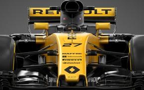 Picture formula 1, the car, Motorsport, 2017, Renault R.S.17