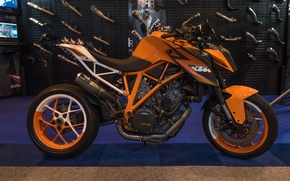 Picture style, motorcycle, bike, KTM