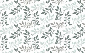 Picture flowers, texture, background, pattern, leaves