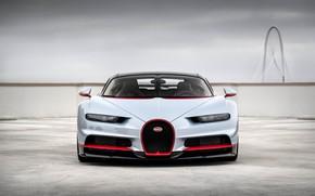 Picture Bugatti, Front, View, Chiron