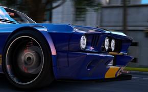 Picture Mustang, car, Grand Theft Auto V, Rockstar Games, GTA V.