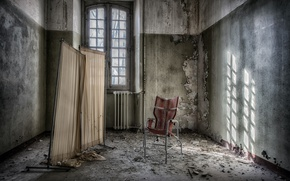 Picture background, window, chair