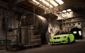 Picture Green, Coupe, Bmw, Schwabenfolia