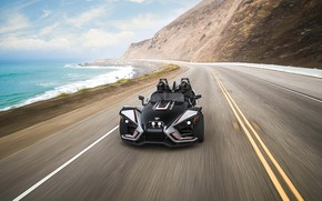 Picture beautiful, comfort, hi-tech, Polaris, Slingshot, technology, sporty, tricycle, 019