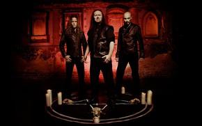 Picture music, metal, sake, man, Venom, pentagram