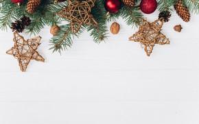 Picture balls, new year, spruce, decoration, bumps, sdasda
