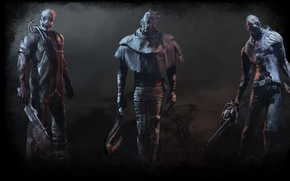 Picture game, the game, maniacs, maniac, game, killer, games, killer, Dead by Daylight