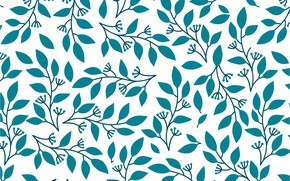 Picture background, texture, background, pattern, leaves