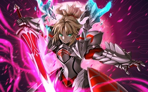 Picture anime, art, The saber, Fate/Grand Order, fate/grand order