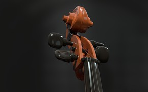 Picture macro, strings, cello, tool