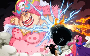 Picture fire, sake, flame, game, One Piece, pirate, hat, anime, kombat, fight, punch, manga, japanese, spark, …