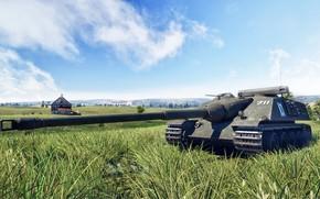 Picture Tank, War Thunder, AMX- 50 Foch, Foch