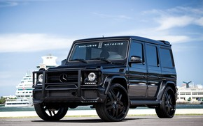 Picture Mercedes, AMG, G63, Wheels, Forgiato