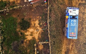 Wallpaper Nature, Sport, Speed, Truck, Race, Master, Top, Beauty, Russia, The view from the top, Kamaz, ...