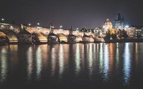Wallpaper Prague, Czech Republic, Charles bridge, Charles Bridge, Prague, Czech Republic