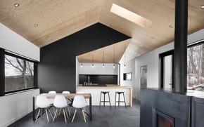 Picture villa, luxury, kitchen