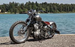 Picture Chopper, Custom, Motorbike, Motorcycle, Bobbers