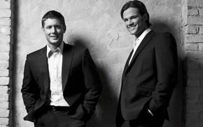 Picture wall, Dean, Supernatural, Supernatural, SEM