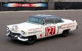 Picture Cadillac, Race car, Sixty Two La Carrera