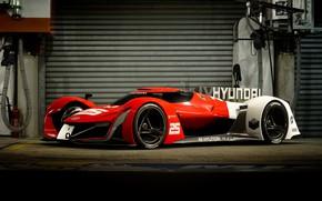 Picture racing car, Vision, Gran Turismo, Hyundai N, 2025