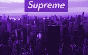 Picture the city, Color, Fashion, supreme, trail, HYIP