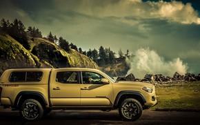 Picture Toyota, pickup, Tacoma, Toyota Tacoma
