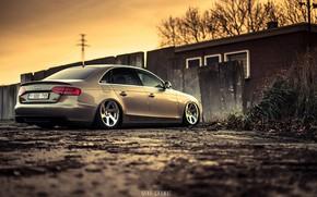 Picture Audi, Auto, Audi, Machine, Dirt, Sedan, Car, Sedan, Audi A4, German, Mike Crawat Photography, Mike …