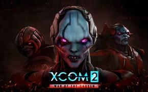 Picture game, armor, alien, evil, suit, Xcom 2, Xcom