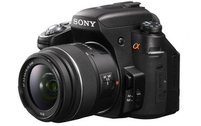 Picture The camera, Sony Alpha, Digital Technology