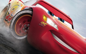 Picture car, Cars, Cars 3, Lightning McQueen, animated movie animated film