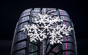 Wallpaper macro, winter, wheel, blur, snowflake, bokeh, wheel, protector, bus, snowflake, wallpaper., car, tyre