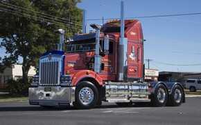 Picture Easter, Kenworth, T409, SAR