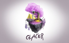 Picture Music, Glacier, Cover, Monstercat, Q'AILA, Dancing By Myself